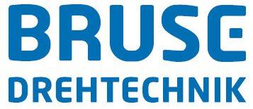 Logo: BRUSE Drehtechnik